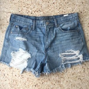 American Eagle Jean shorts. Wore only once